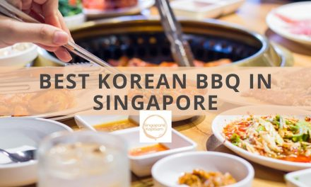 Best Korean BBQ In Singapore