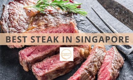 Best Steak In Singapore
