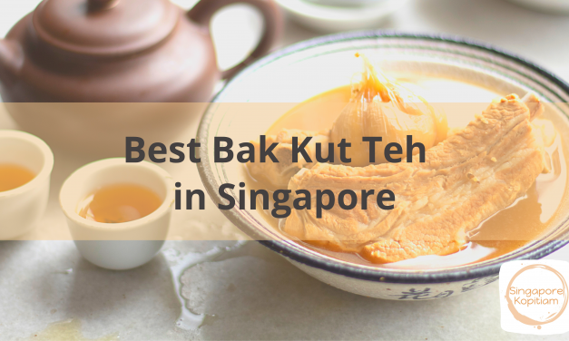 Best Bak Kut Teh Singapore