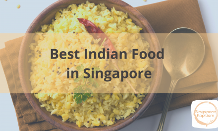 Best Indian Food in Singapore
