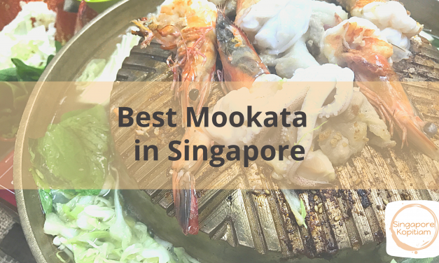 Best Mookata Singapore